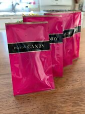 4 X Prada Candy Eau de Parfum Spray Sample Vial Travel 0.05 oz/1.5 ml Sealed