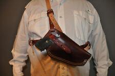"""Chest Holster - Revolver -  4"""" Barrel Length"""