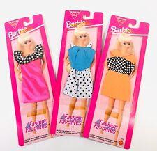 NEW 2106 Barbie Fashionista Asian Doll Dress Blue Black /& Red ~ Clothing