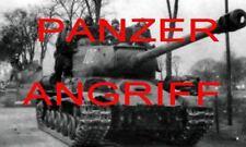 UNIQUE GERMAN DVD PANZER ANGRIFF ANTI-TANK GUN  WEAPONS & TACTICS VIDEO  WW2  2