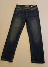 BKE Culture Stretch Bootcut Jeans Size 29 Distressed Pockets