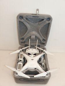 DJI WM330A Phantom 4 Drohne Quadcopter mit 3x Akku GL300C im Koffer gebraucht #H