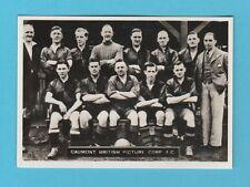 FOOTBALL - ARDATH - SOUTHERN FOOTBALL TEAM  -  GAUMONT  BRITISH  F.C. - 1936