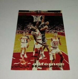 1993-94 Topps Stadium Club Anfernee Hardaway RC Rookie Card Orlando Magic