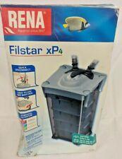 RENA Filstar xP4 XL Canister Filter 265 Gallon Fish Tank Aquarium 450 GPH