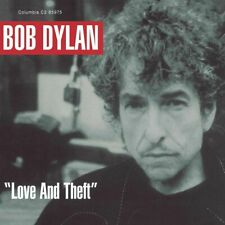 Bob Dylan - Love And Theft [New Vinyl LP] 150 Gram, Download Insert IMPORT