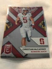 2018 Donruss Elite Christian Mccaffrey Error! Stanford Panthers 1/1? Very Rare