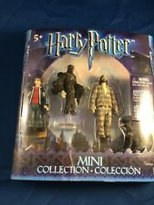 Harry Potter Mini Collection Harry, Dementor & Sirius Black Mattel