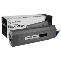 LD 41963604 Type C5 Black Laser Toner Cartridge for Okidata Printer