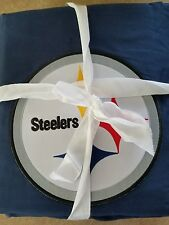 Pottery Barn Teen NFL Pittsburg Steelers Full/queen Duvet