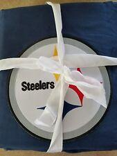 Pottery Barn Teen NFL Pittsburg Steelers Full/queen Duvet