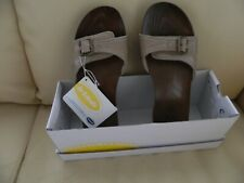 New in Box Dr. Scholl's METALC slip on sandals item number 551953539 size 9