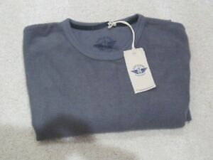 NEW DOCKERS Alpha Kaki Grey Small Sweatshirt  Work Workwear