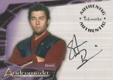 "Andromeda ROTC - A6 Steve Bacic ""Rhade"" Autograph Card"