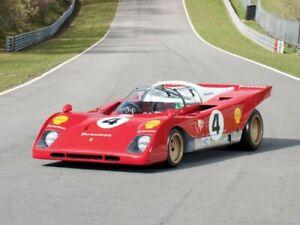 slot car Ferrari 2065/66 Dino Spyder 028 1972