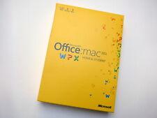 Microsoft Office 2011 für Mac OS X deutsch Home & Student 3 Benutzer Family