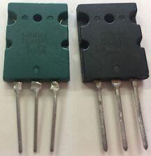 2SA1302  2SC3281 Set Toshiba Audio Power Transistors A1302  C3281