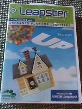 """Disney/Pixar """"UP"""" Leap Frog: Leapster Learning Game - Extended Play"""