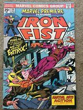 Marvel Premiere #20 *Ironfist Versus Batroc*
