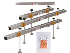 TileTracker/SureTile 4500 ProXTRA Tile Batten Set & 100 x 2mm Reusable Spacers