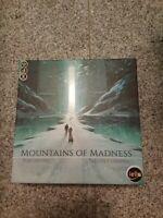 Iello MOM Mountains of Madness Board Game, Multicolour