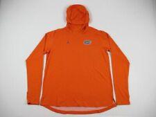 Florida Gators Jordan Sweatshirt Men's Orange Lyocell Dri-Fit NEW 2XL