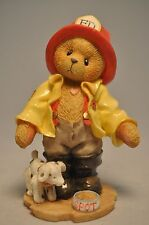 Cherished Teddies - Kurtis D. Claw - Ct961 - Membears Only Figurine