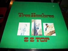 ZZ Top – Tres Hombres - LP g/f - Warner Bros Records