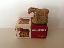 WADE WHIMSIES DONKEY 1971/74 new in original picture box