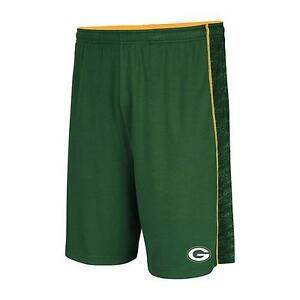 NFL Majestic Men's Green Bay Packers TX3 Cool Synthetic Shorts
