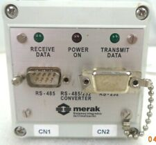 Merak 681H682 RS485 to RS232 Serial Adapter Converter 9-Pin Data Communication