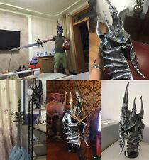 WoW World of Warcraft Helm of Domination Lich King Death Knights Helmet 1;1 Spot