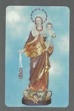 97252 santino holy card madonna del carmelo in plastica