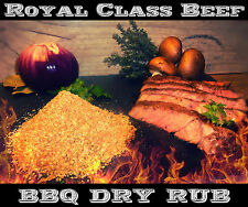 Beef Brisket Pulled Beef 250g ROYAL CLASS BEEF BBQ Rub Smoker Grill Gewürz Rind