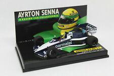 MINICHAMPS 1/43 A. Senna Brabham BMW BT52B Test Paul Ricard Nov 1983 540834399