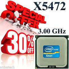 Intel® Xeon® Processor X5472 SLBBB 12M Cache, 3.00 GHz, 1600 MHz FSB 120W