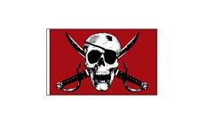 NEW Red Beer Replacement Flag ATV Bicycle Rhino UTV