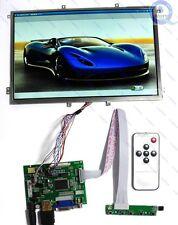 HDMI+VGA+2AV Driver board+10.1inch 1280*800 HSD101PWW1 IPS LCD Display panel kit