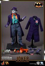 "The Joker Jack Nicholson Batman 1989 DX Version 12"" Figur Hot Toys"