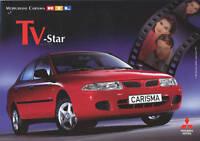 Mitsubishi Carisma RTL Prospekt 1997 9/97 brochure prospectus prospecto broschyr