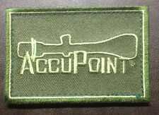 Trijicon AccuPoint OD GREEN Ve lcro PATCH ACOG RMR Sniper Rifle Scope Gun Optics