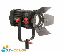 1 Pc CAME-TV Boltzen Light 100w Fresnel Focusable LED Bi-Color F-100S