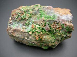 Large Pyromorphite Mineral Specimen Exact Origin Unknown But Within UK 354 Grams