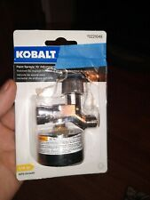 Kobalt NPT Air Adjusting Valve 1/4-in