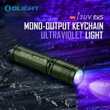 Olight I3UV EOS Ultraviolet Keychain Torch Flashlight - EDC