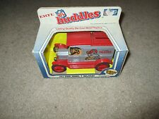 ERTL Huddles 1913 Ford Model T Delivery Truck Atlanta Falcons Nice With Box 1983