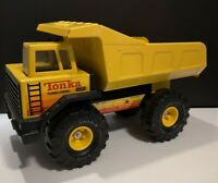 Vintage 1980's Mighty Tonka Turbo Diesel Dump Truck XMB-975 - Awesome condition!