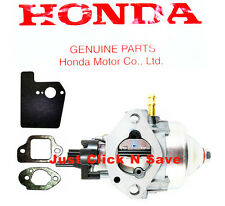 HONDA HRR216 HRR2169PKA HRR2169VKA Lawn Mower Engines CARBURETOR GASKETS KIT SET
