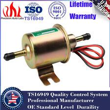 Universal Gas Diesel Inline Low Pressure Electric Fuel Pump Petrol 12V 4-7 PSI