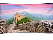 "Samsung UE55KU6670U 55"" Curved Ultra HD HDR 4K Smart Freeview TV Grade A No Stan"